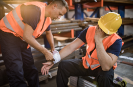 Work-Comp Injuries